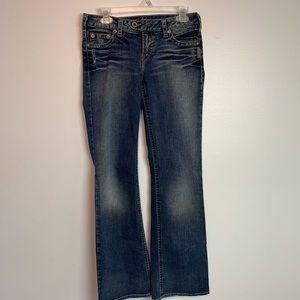 Silver | Tina Bootcut Jeans